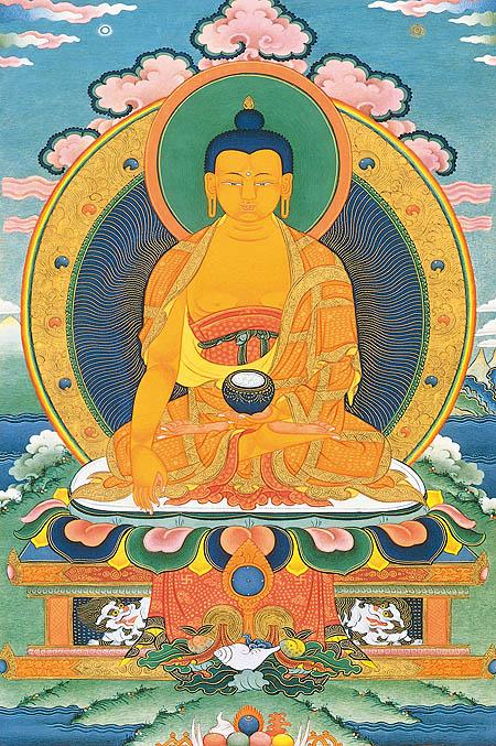 Любовь и секс в Буддизме. ShakyamuniBuddha