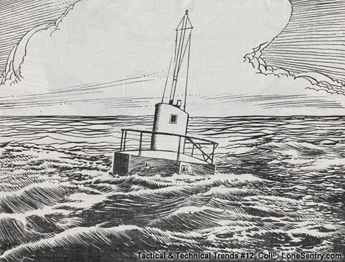 Rettungsboje Rescue-buoy