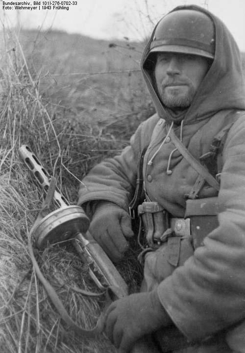 Bretelle Mosin Nagant Russe ou Finland? Ppsh-41