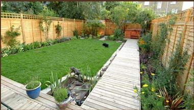 حدائق لشركة تصاميم الارض Earth Designs Image16