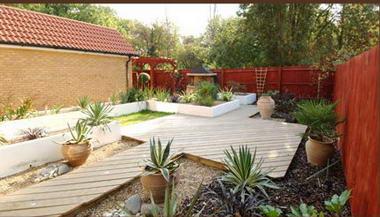 حدائق لشركة تصاميم الارض Earth Designs Image17