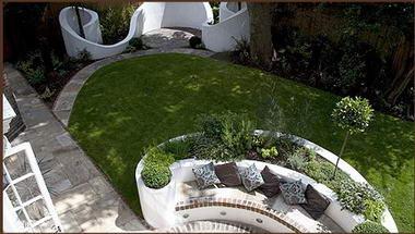 حدائق لشركة تصاميم الارض Earth Designs Image3