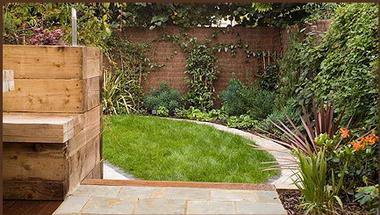 حدائق لشركة تصاميم الارض Earth Designs Image6