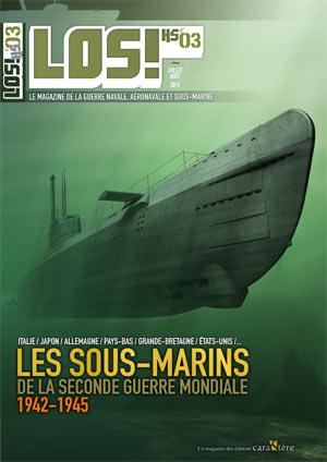 U Boat Type VII C  LOS_HS_3