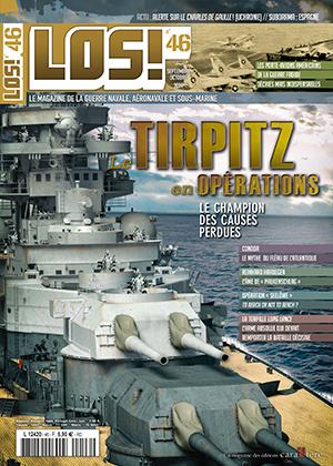 Bismarck (Tamiya 1/350°) par MaquetteTv - Page 4 Los-46