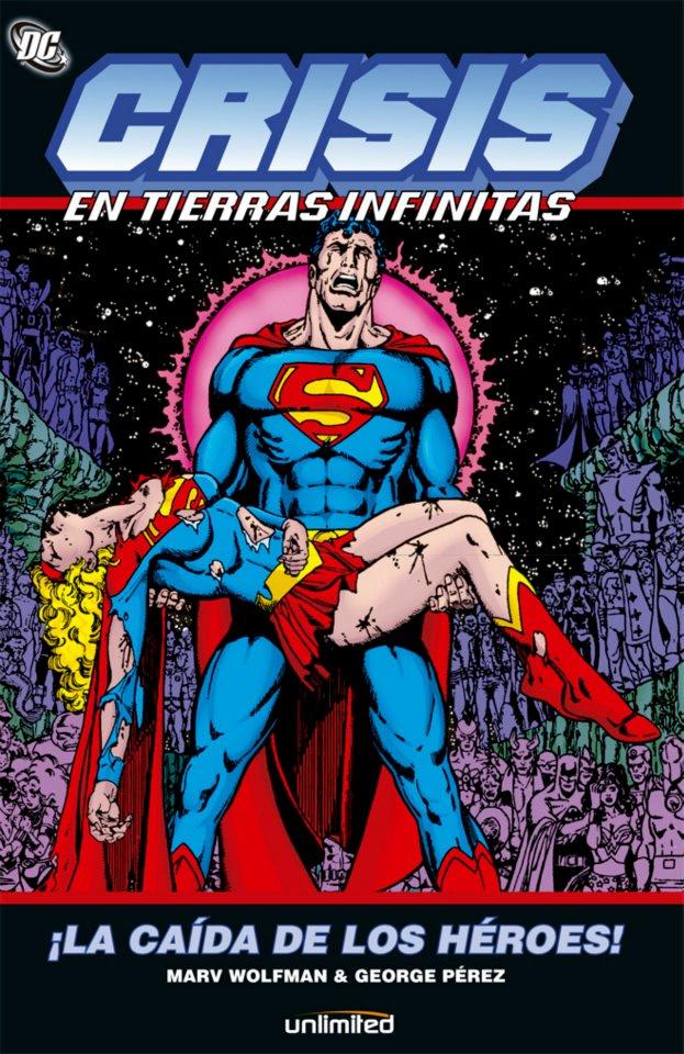 Eventos Importantes: Crisis en Tierras Infinitas [1985] 4