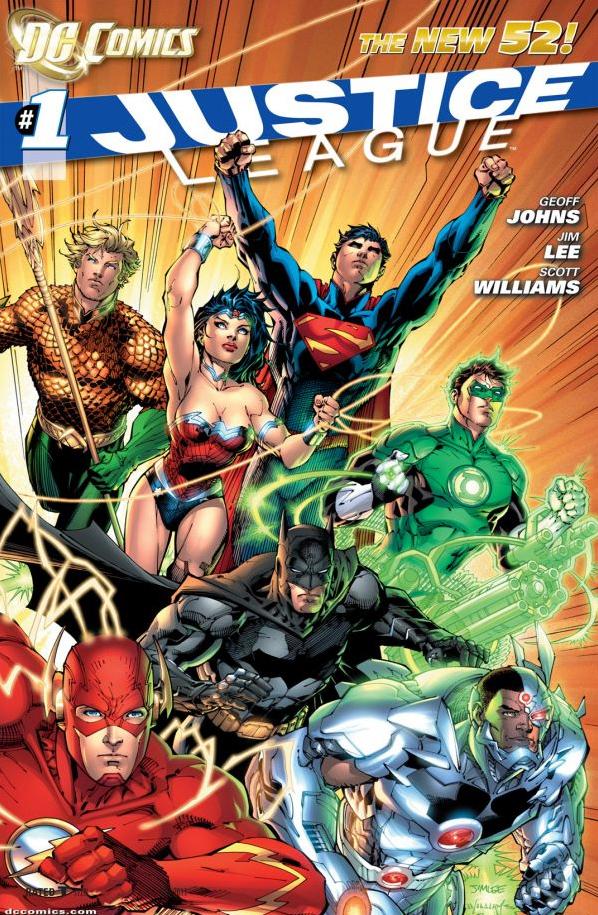[Comics] Plagios , Homenajes o similes... - Página 2 Justice-League_1_Full