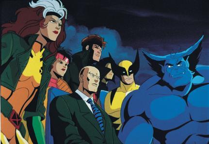 X-Men: Dias del futuro pasado - Página 5 X-men-serie