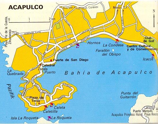 México... Lindos rinconcitos Mapa_acapulco_plano