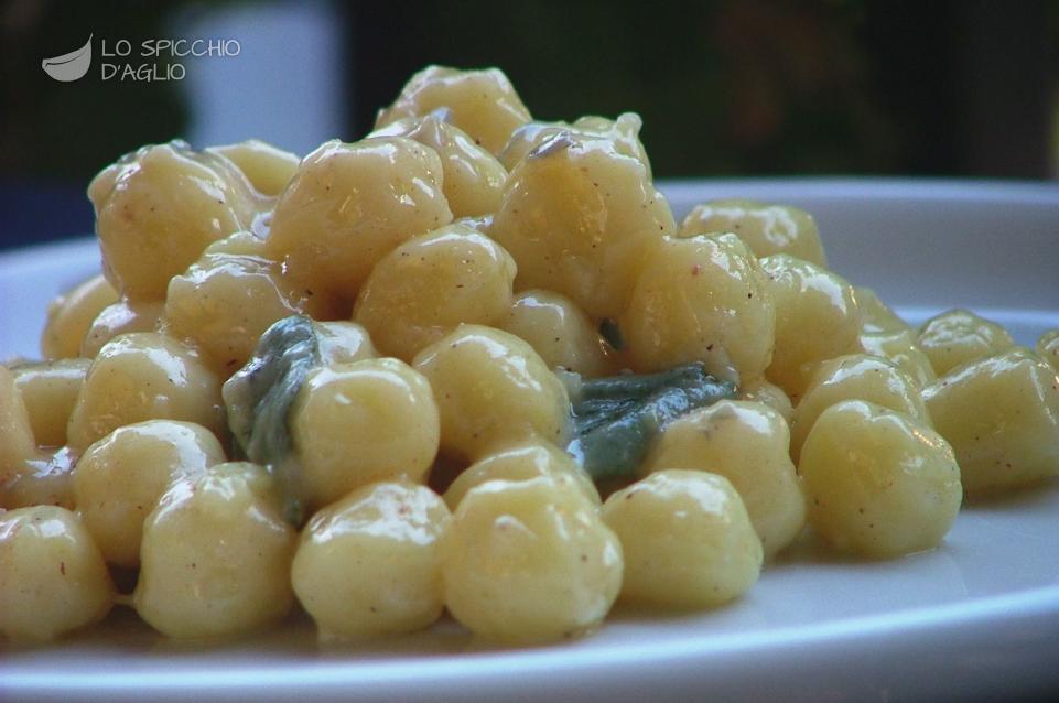 La cucina di Christopher: per parlare di ricette Gnocchigorgonzola
