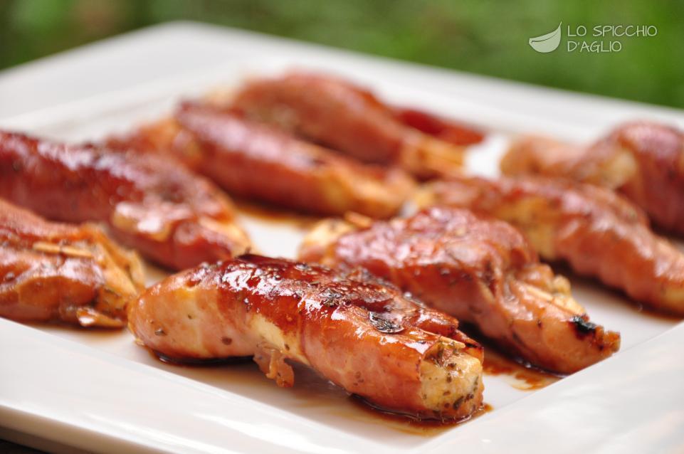 Involtini pollo e prosciutto Involtinipolloprosc