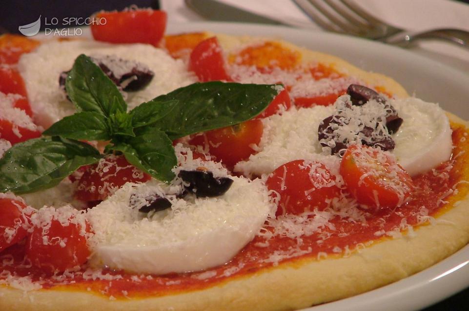 Pizza Primavera Pizzaprimavera