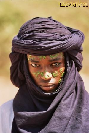 ICONOGRAFÍA ROMÁNICA - Página 17 Tuareg