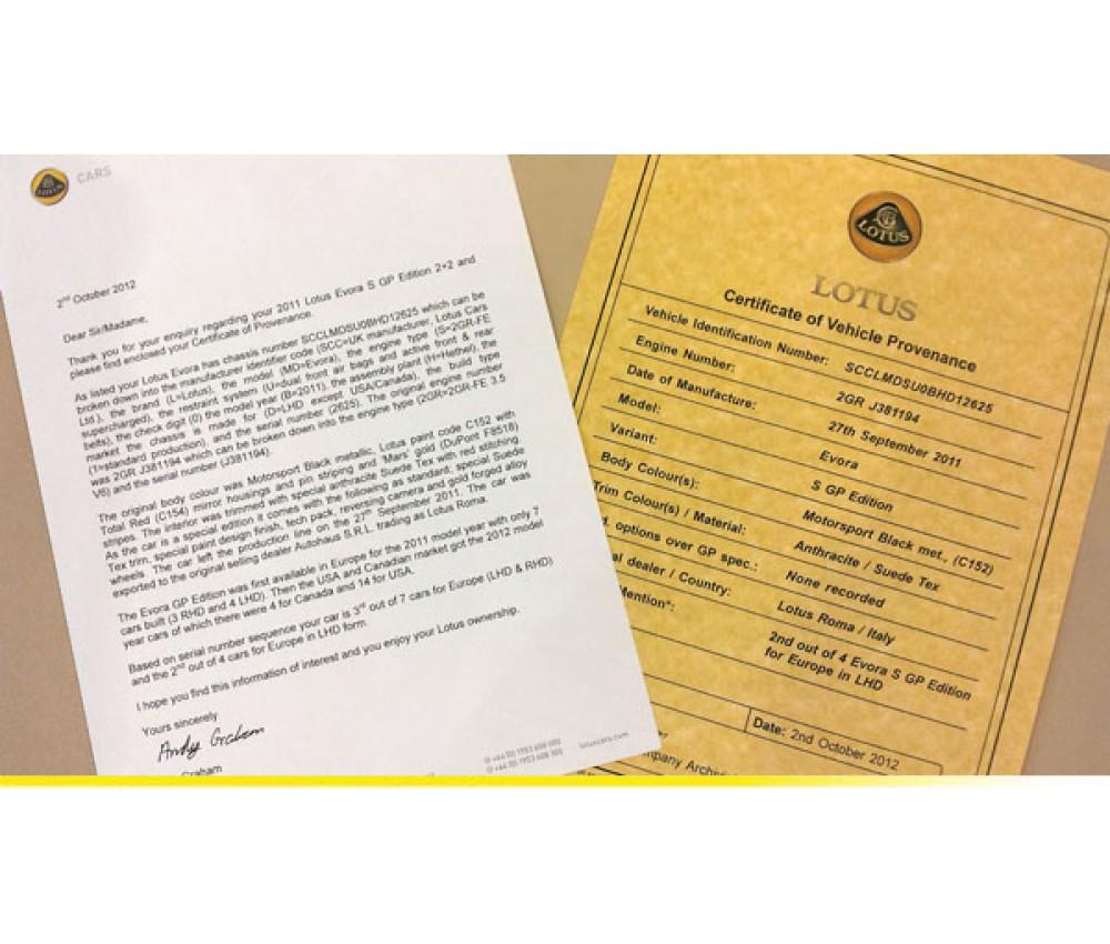 Certificato di provenienza (CoP) Certificato-1000x850