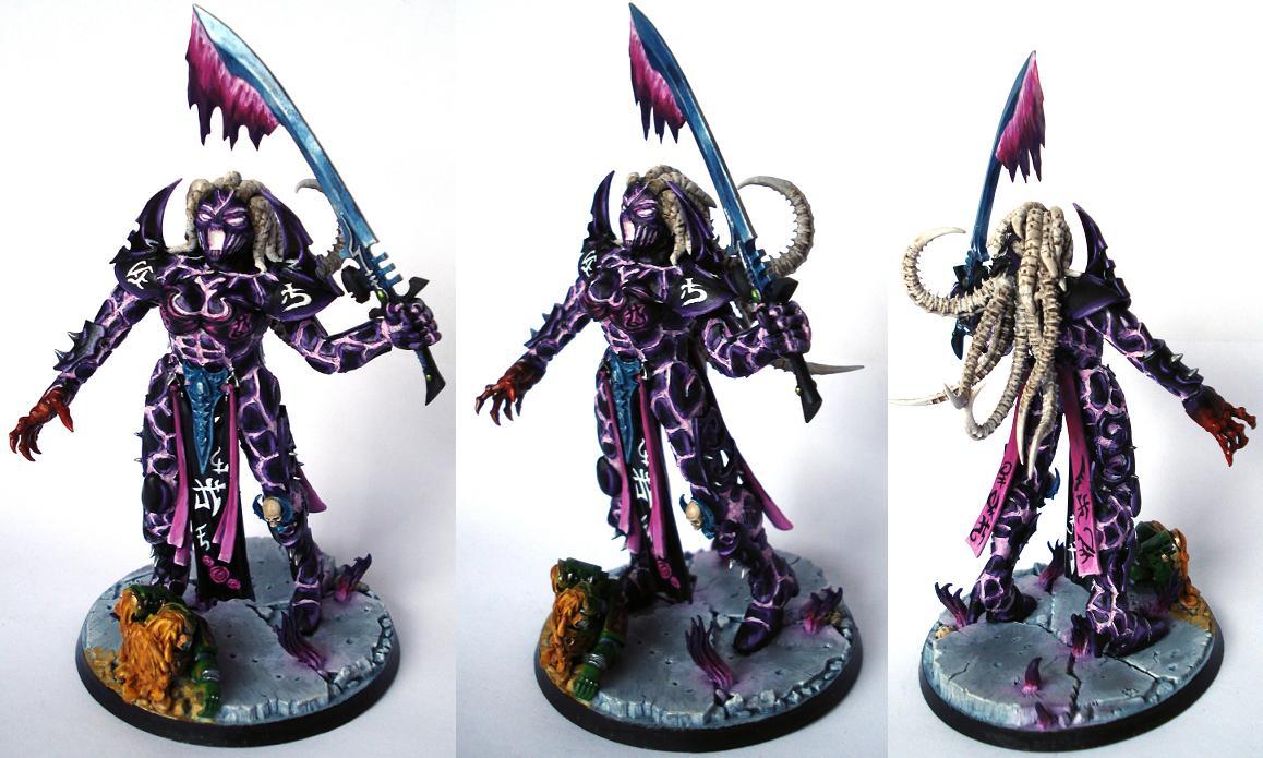 Darkening the mighty Khaine! DSC03001
