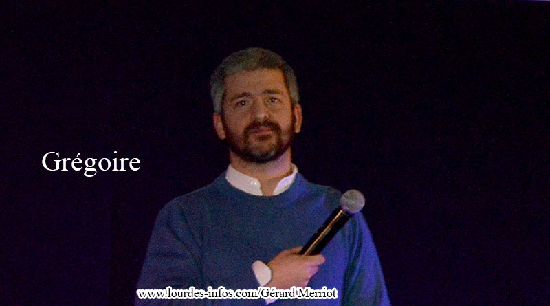 Lourdes : Messes Internationales-Processions Eucharistiques-Infos!! - Page 20 Gregoire800