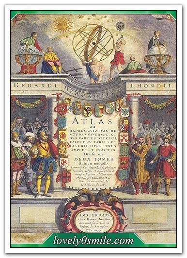 الخرائط والأطلس عبر التاريخ At-001-23