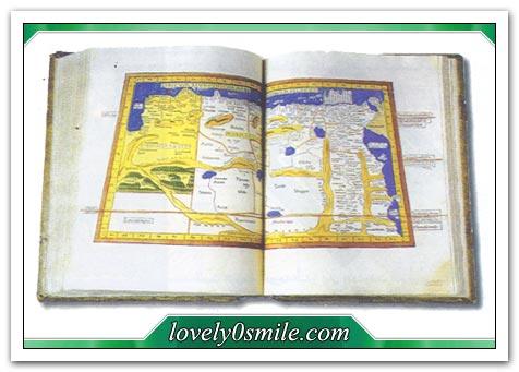 الخرائط والأطلس عبر التاريخ At-001-24