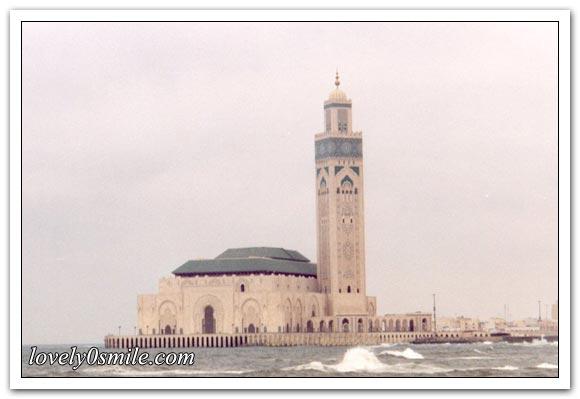 مسجد الحسن الثاني بالدار البيضاء .. I-071