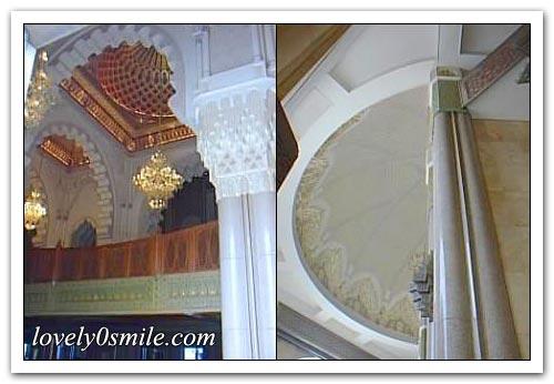 مسجد الحسن الثاني بالدار البيضاء .. I-073