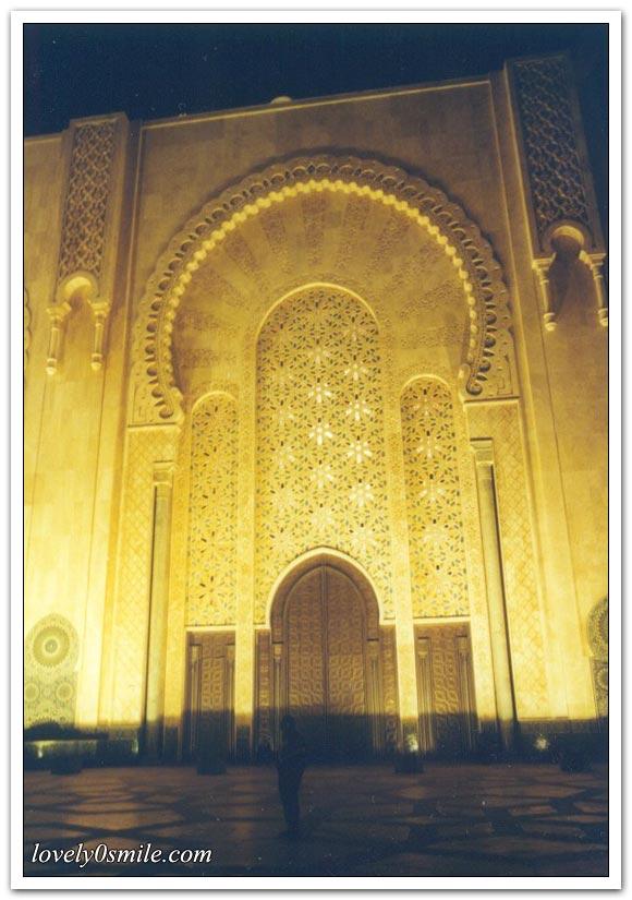 مسجد الحسن الثاني بالدار البيضاء .. I-075