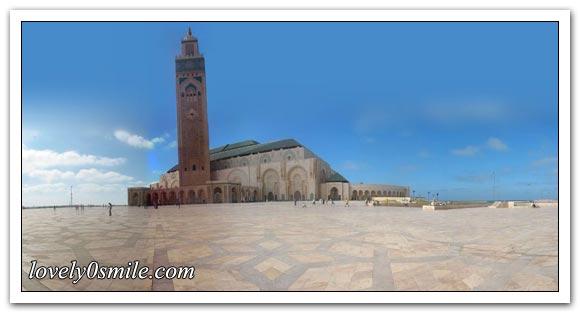 مسجد الحسن الثاني بالدار البيضاء .. I-076