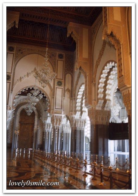 مسجد الحسن الثاني بالدار البيضاء .. I-080