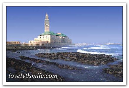 مسجد الحسن الثاني بالدار البيضاء .. I-081