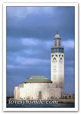 مسجد الحسن الثاني بالدار البيضاء .. I-083