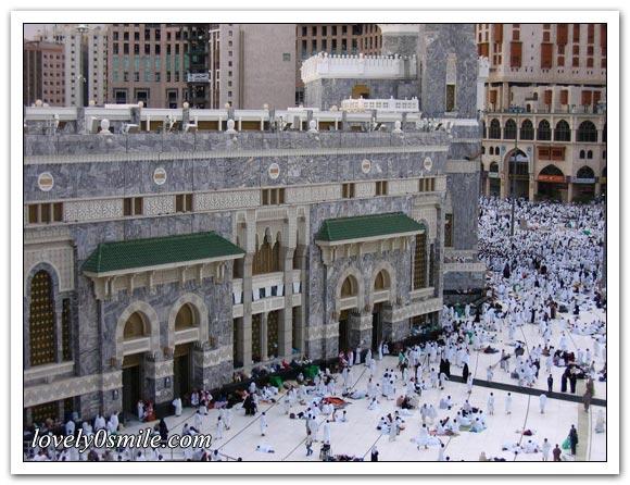 *بمناسبة العيد احلى صور للحرم  المكى*من(ملك روحى) 002