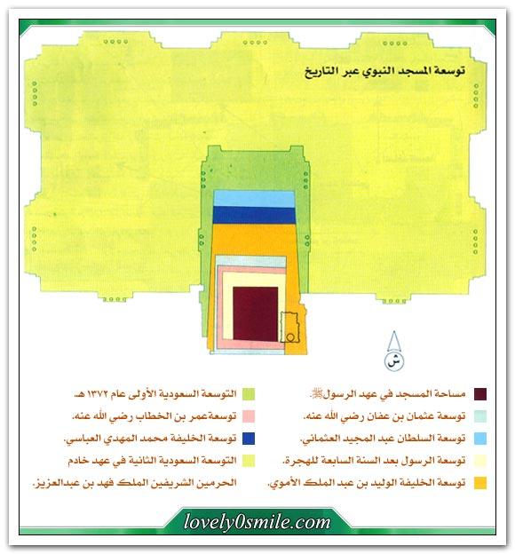 بناء المسجد النبوي الشريف - صور At-040-01