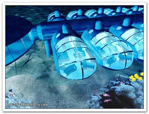 أول فندقين في أعماق البحر - صور 003
