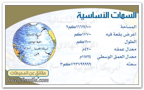 معلومات عجيبة عن عالم البحار Oc-13-01