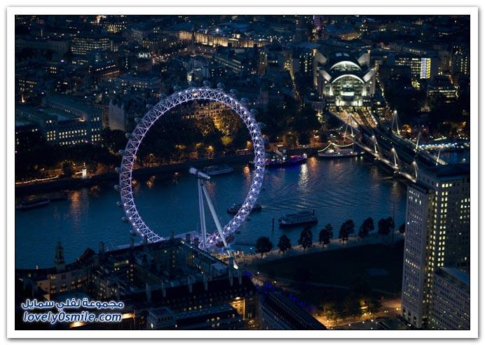 &صور مدينه الضباب لندن ليلا& London-night-11