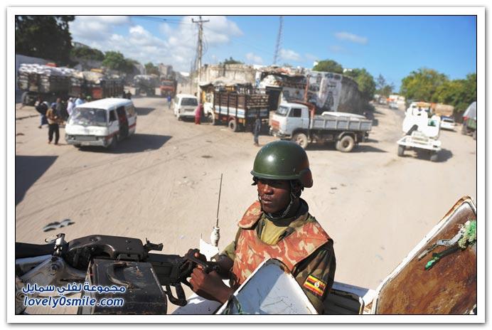 صور القتال من أجل السيطرة على الصومال Fighting-Somalia-12
