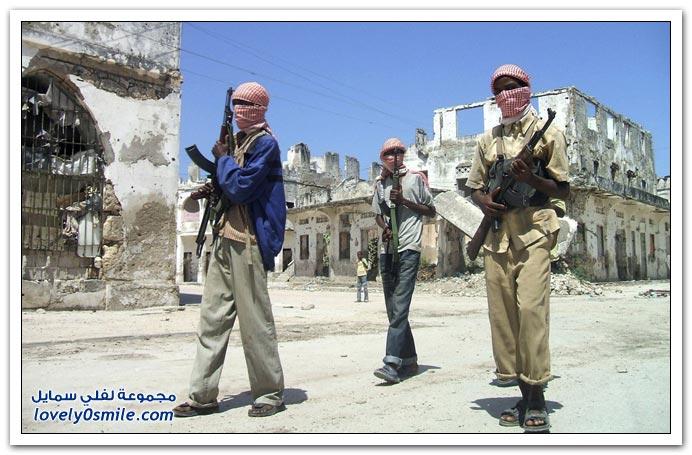 صور القتال من أجل السيطرة على الصومال Fighting-Somalia-23