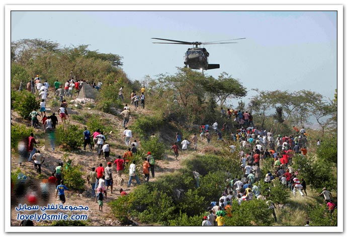 صور من آثار زلزال هايتي Haiti-2010-01