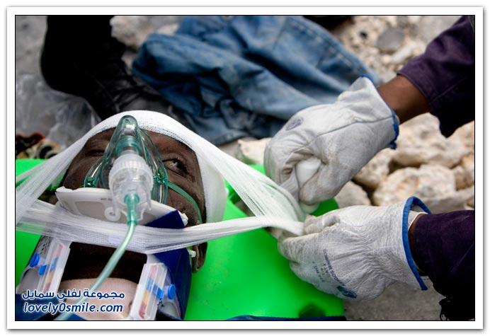 صور من آثار زلزال هايتي Haiti-2010-02