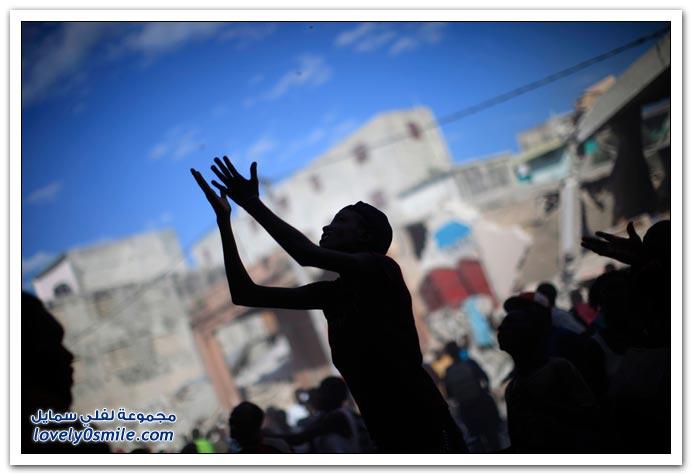 صور من آثار زلزال هايتي Haiti-2010-03