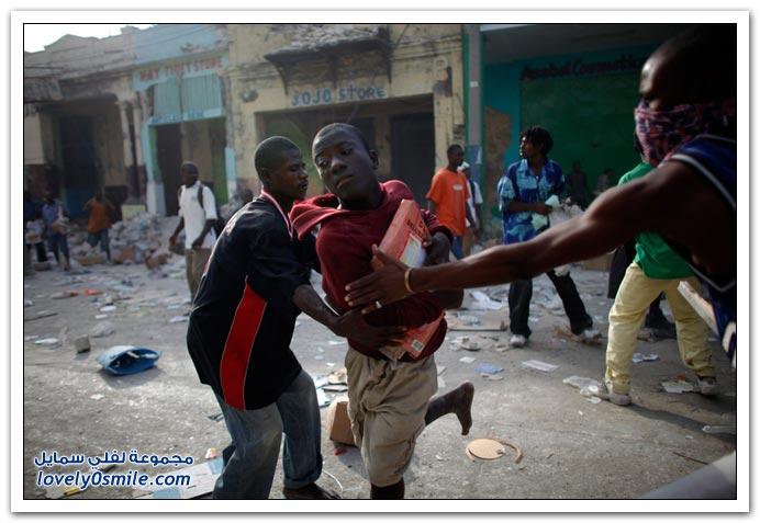 صور من آثار زلزال هايتي Haiti-2010-04