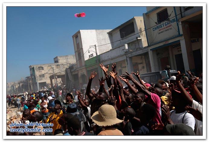 صور من آثار زلزال هايتي Haiti-2010-05