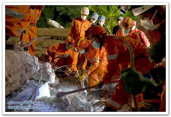 صور من آثار زلزال هايتي Haiti-2010-08