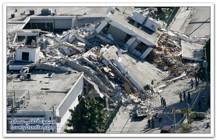 صور من آثار زلزال هايتي Haiti-2010-10