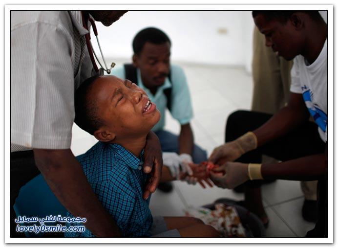 صور من آثار زلزال هايتي Haiti-2010-21