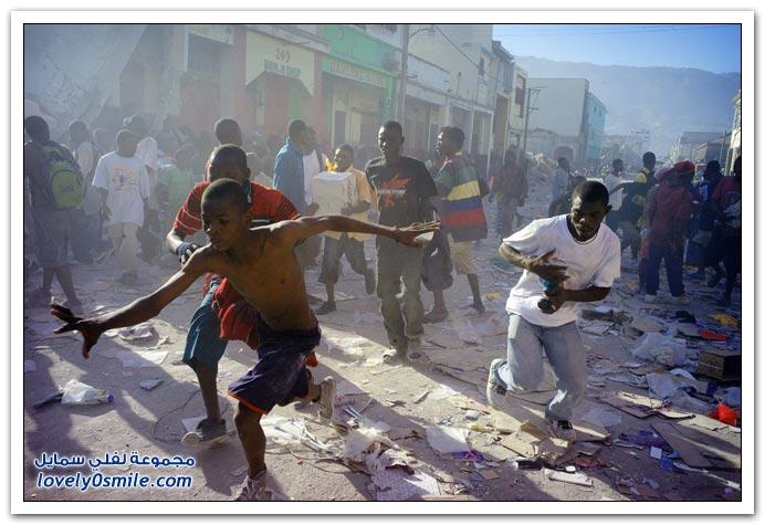 صور من آثار زلزال هايتي Haiti-2010-24