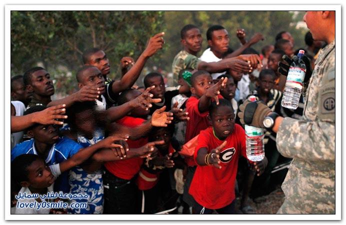 صور من آثار زلزال هايتي Haiti-2010-35