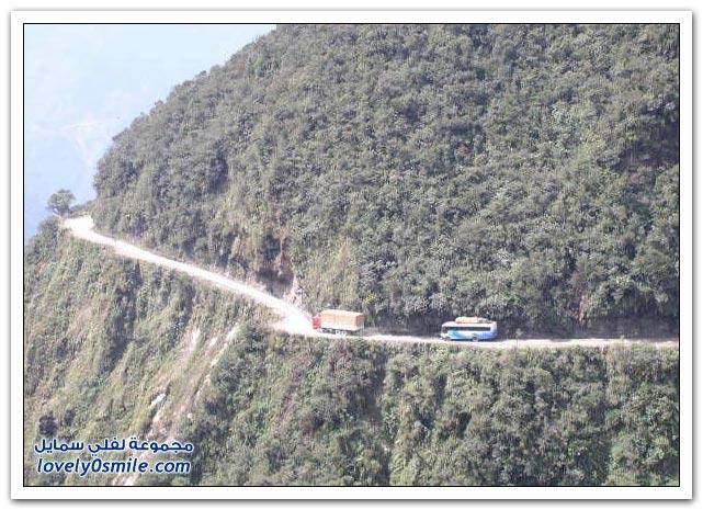 صور أخطر طريق في العالم Most-dangerous-road-01