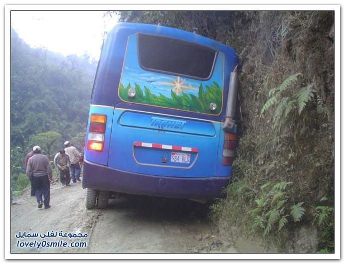 صور أخطر طريق في العالم Most-dangerous-road-03