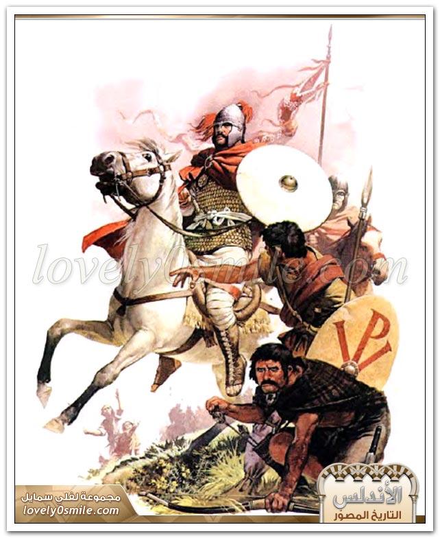 الأندلس -التاريخ المصور -3 Andalus-0038