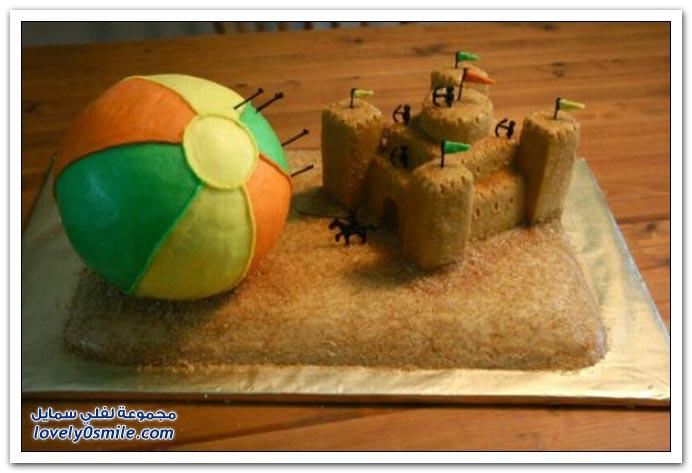الكيك اشكال والوان...شاهد Cake-forms-and-colors-004
